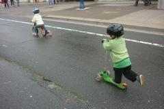 Sunday Streets, Embarcadero